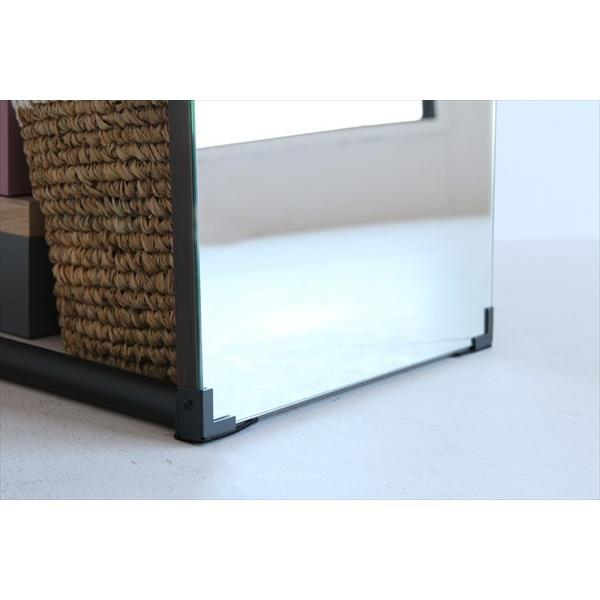 鏡 ミラー インテリアミラー スタンドミラー 姿見 ウォールミラー 壁掛け鏡 ハンガーラック ルームミラー 幅35cm 高160cm|rakusouya|13