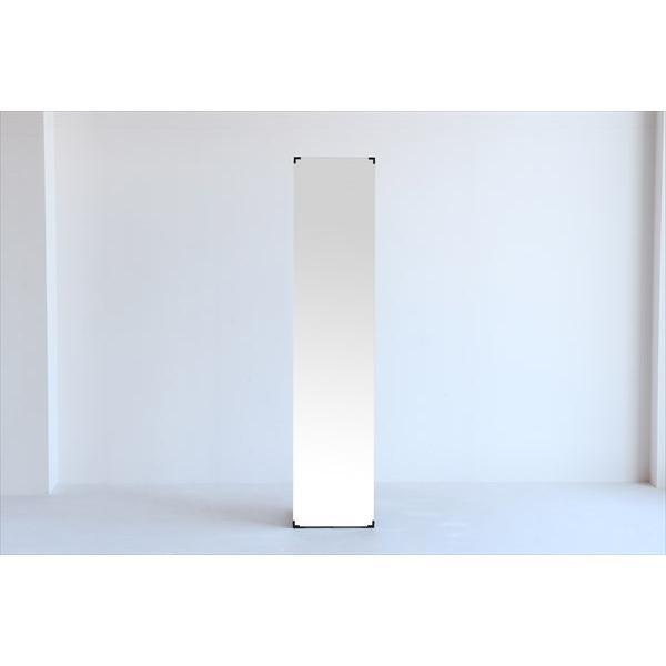 鏡 ミラー インテリアミラー スタンドミラー 姿見 ウォールミラー 壁掛け鏡 ハンガーラック ルームミラー 幅35cm 高160cm|rakusouya|04