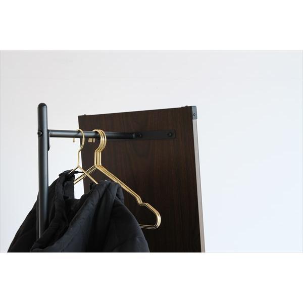 鏡 ミラー インテリアミラー スタンドミラー 姿見 ウォールミラー 壁掛け鏡 ハンガーラック ルームミラー 幅35cm 高160cm|rakusouya|10