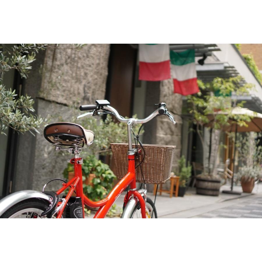 【5/15~19 倍々ストア P5倍】【ピルエットS 20インチ】電動自転車 子供乗せ おしゃれ 送料無料 組立完成車【購入後の安心サポート洛スククラブ】|rakusuku|10