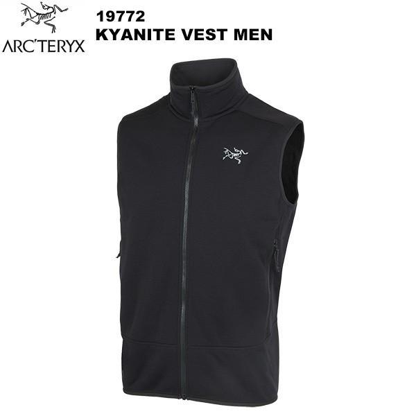ARC'TERYX(アークテリクス) Kyanite Vest Men's(カイヤナイト ベスト メンズ) 19772