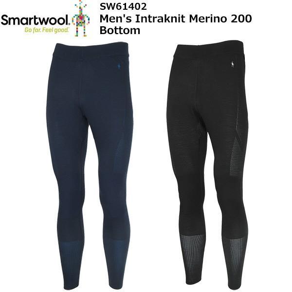 smartwool(スマートウール) M's イントラニットメリノ200ボトム SW61402