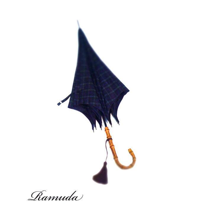 ネット限定販売60×8ハイレグカットタータンチェック婦人洋傘【送料無料】【1192016n】|ramuda|02