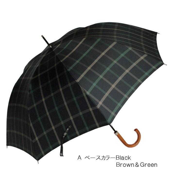 70×8NEWチェック【送料無料】 傘/雨具/レイングッズ/かさ/カサ/携帯/メンズ/レディース/男女兼用/父の日 ギフト|ramuda|04