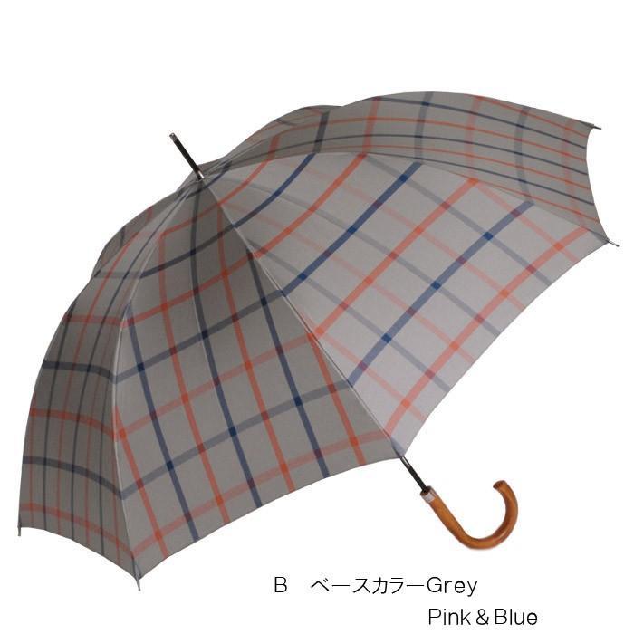 70×8NEWチェック【送料無料】 傘/雨具/レイングッズ/かさ/カサ/携帯/メンズ/レディース/男女兼用/父の日 ギフト|ramuda|05