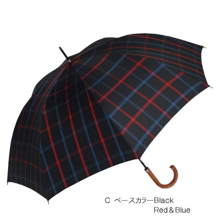 70×8NEWチェック【送料無料】 傘/雨具/レイングッズ/かさ/カサ/携帯/メンズ/レディース/男女兼用/父の日 ギフト|ramuda|06