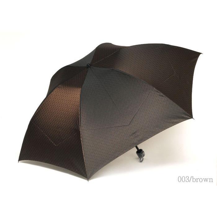 【送料無料】RAMUDA 55×6イタリー小紋ザイテルミニフラット 傘/携帯/メンズ/レディース/男女兼用/黒/父の日 ギフト|ramuda|04