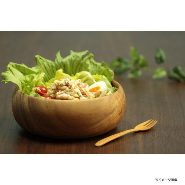 木製食器 トレイ アカシア ラウンドボウルXL 30144 キッチン雑貨 食卓 食器 お洒落 おしゃれ|rankup|04