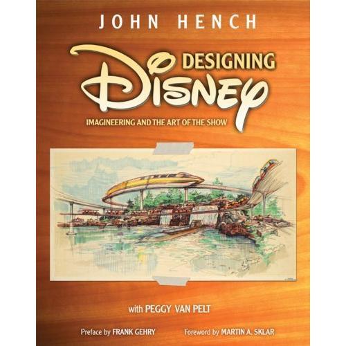 Designing Disney (A Walt Disney Imagineering Book)(並行輸入品)