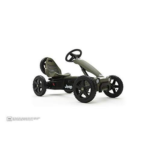 BERG Toys Compact Jeep Adventure【並行輸入品】