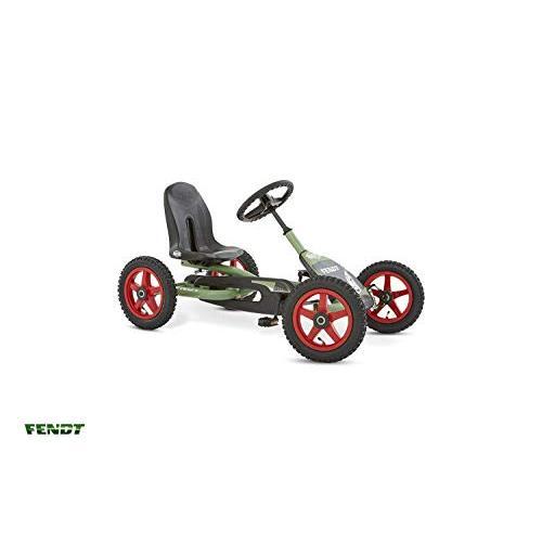 Berg Pedal Car Buddy Fendt | Pedal Go Kart, Ride On Toys for Boys and Girls, Go Kart, Outdoor Games and Outdoor Toys, Adaptable to Body Lenght, Pedal