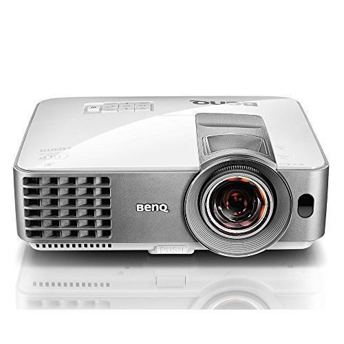 BenQ MW632ST WXGA Short Throw Projector | 3200 Lumens | 3D | 10W Speaker | Keystone | 1.2X Zoom【並行輸入品】