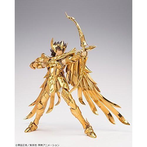"""Saint Seiya 30th Anniversary Exhibition venue sale"" Saint Cloth Myth EX Sagittarius Aeolus ORIGINAL COLOR EDITION【並行輸入品】"