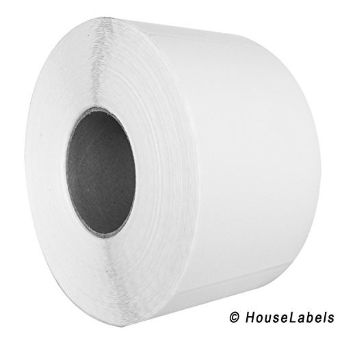 """16 Rolls of 1,000 4""""x6"""" Direct Thermal FASSON Labels (3"""" Core) Compatible with Zebra/Eltron · 4""""x6"""" Labels · BPA Free!【並行輸入品"""