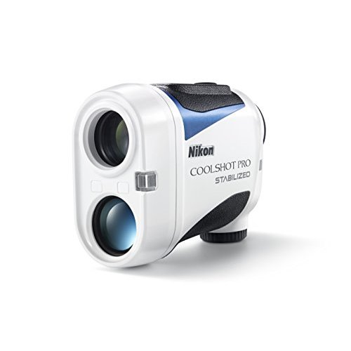 Nikon Coolshot Pro Stabilized Golf Rangefinder Standard Version【並行輸入品】