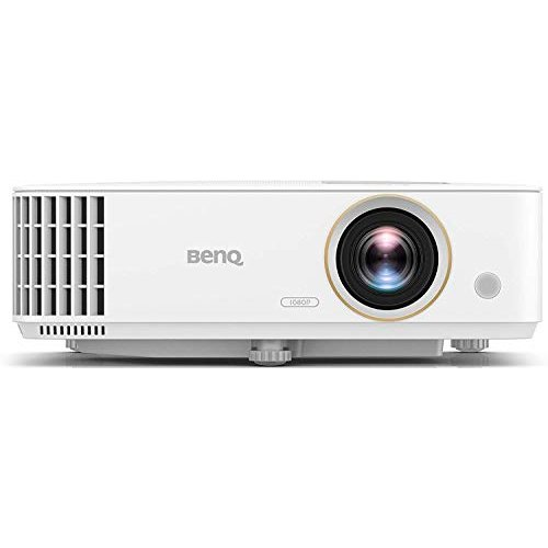 BenQ TH585 1080p Home Entertainment Projector | 3500 Lumens | High Contrast Ratio for Darker Blacks | Loud 10W Speaker | Low Input Lag for Gaming | St