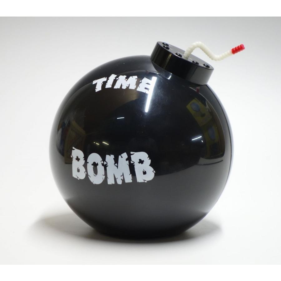 爆弾型目覚まし時計 ボムアラームクロック :4997745490318:れあもり ...