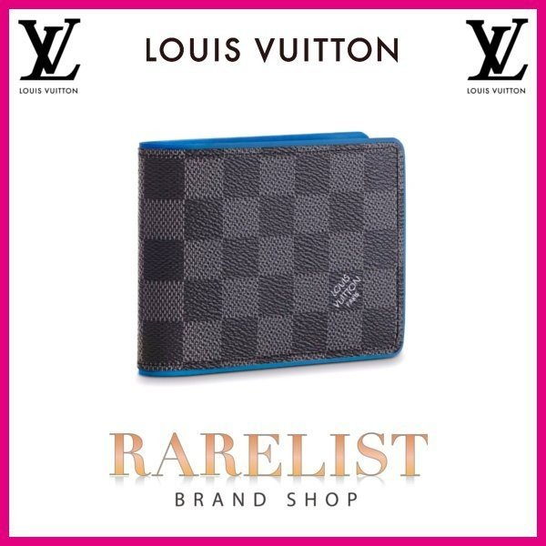 official photos 5478f f3d48 ルイヴィトン LOUIS VUITTON 財布 小財布 2つ折り メンズ 2 ...