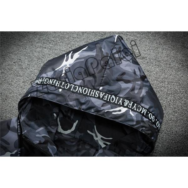 マウンテンパーカー ジャケット アウトドア ミリタリー メンズ フード付き アウター ブルゾン 迷彩 カモ柄 撥水 防風 防水 raro 16