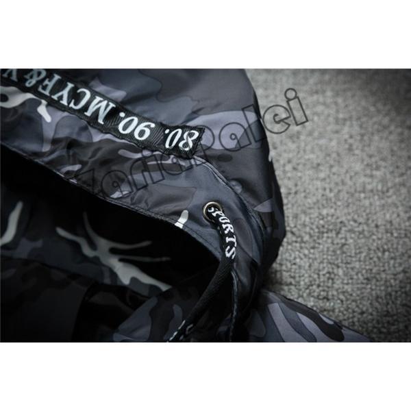 マウンテンパーカー ジャケット アウトドア ミリタリー メンズ フード付き アウター ブルゾン 迷彩 カモ柄 撥水 防風 防水 raro 17