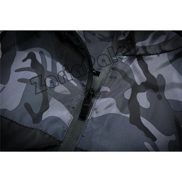マウンテンパーカー ジャケット アウトドア ミリタリー メンズ フード付き アウター ブルゾン 迷彩 カモ柄 撥水 防風 防水 raro 19