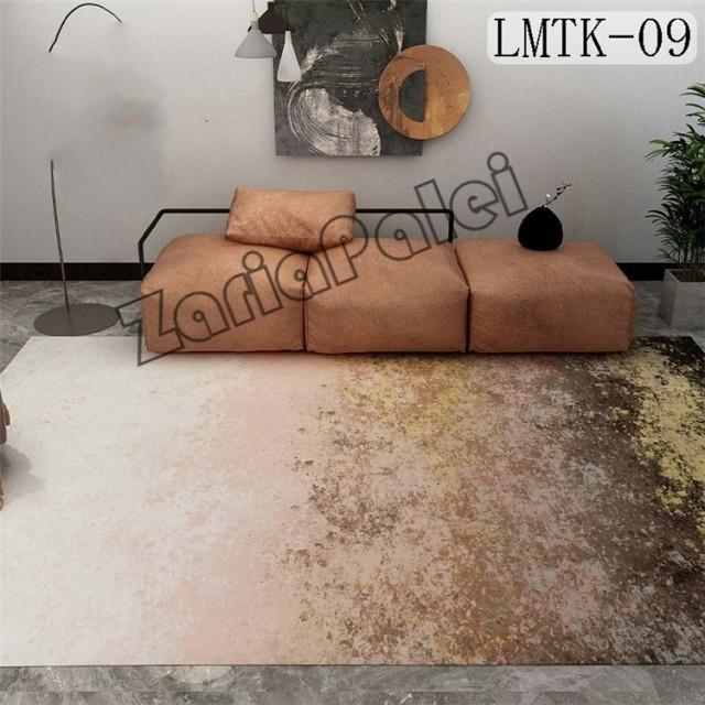 ラグ カーペット 北欧 じゅうたん 絨毯  ペルシャラグ 洗える ベストシャレ リビング オールシーズン 滑り止め付き 140*200cm 新作 raro 14