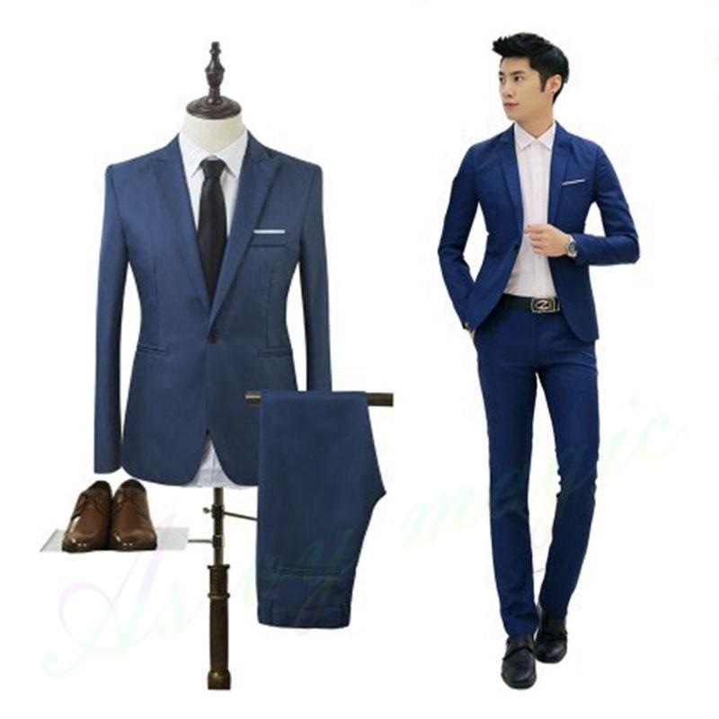 ビジネススーツ メンズ スーツ セットアップスーツ スーツ フォーマル スリム 紳士服 結婚式 成人式 2点セット|raro|03