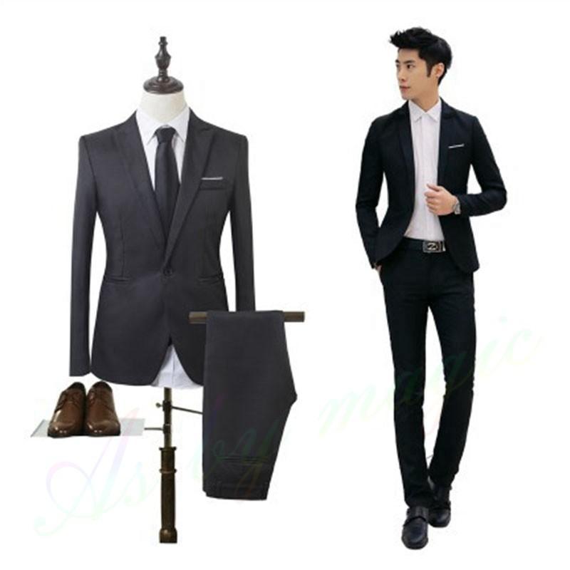 ビジネススーツ メンズ スーツ セットアップスーツ スーツ フォーマル スリム 紳士服 結婚式 成人式 2点セット|raro|06