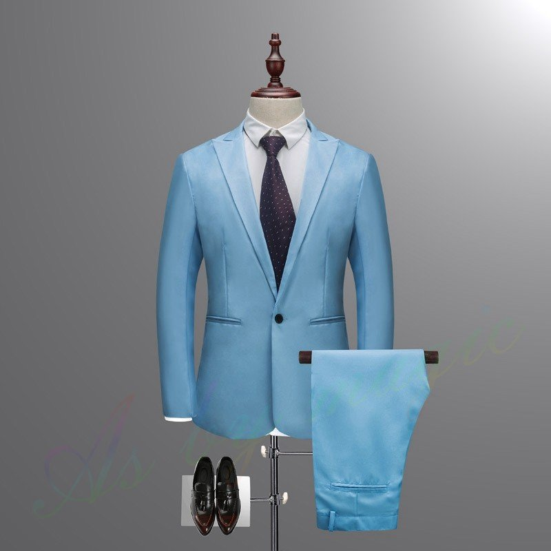 ビジネススーツ メンズ スーツ セットアップスーツ スーツ フォーマル スリム 紳士服 結婚式 成人式 2点セット|raro|07