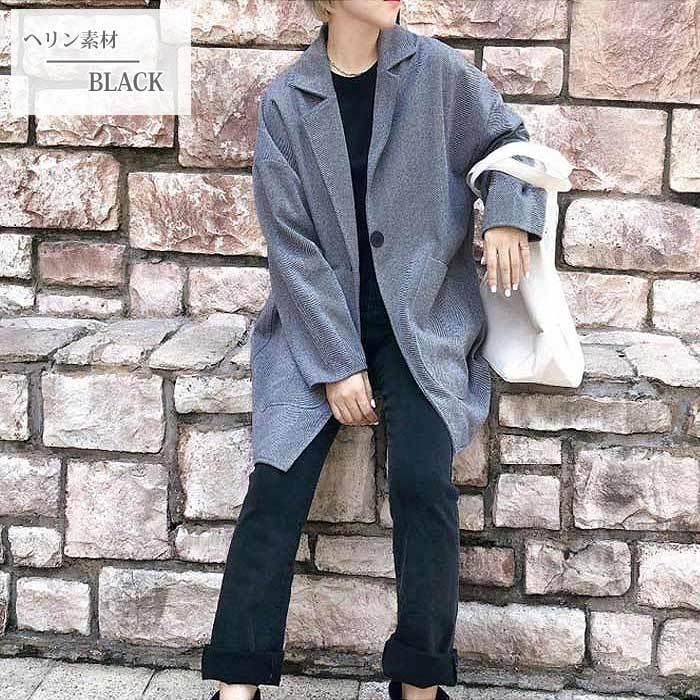 コート 軽い レディース 韓国 ラシャコート アウター 裏起毛 カジュアル ゆったり大きめ^jk108^|raspberryy|11