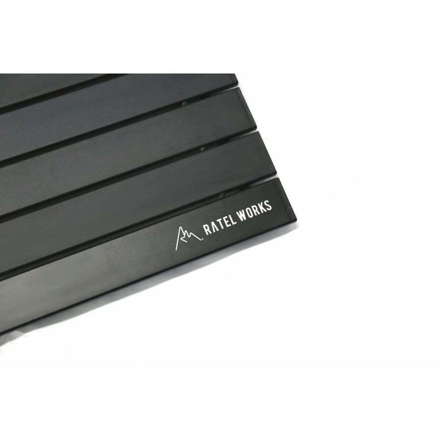RATELWORKS ラーテルワークス ALUMINUM TOP PLATE(アウトドアワゴン専用アルミ天板) 天板 キャンプ キャリーワゴン OUTDOORWAGON専用天板  (RWS0005)|ratelworks|02