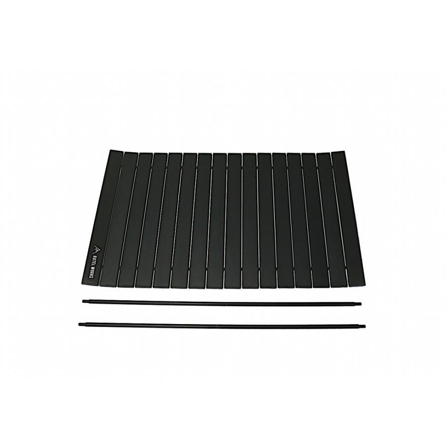 RATELWORKS ラーテルワークス ALUMINUM TOP PLATE(アウトドアワゴン専用アルミ天板) 天板 キャンプ キャリーワゴン OUTDOORWAGON専用天板  (RWS0005)|ratelworks|03
