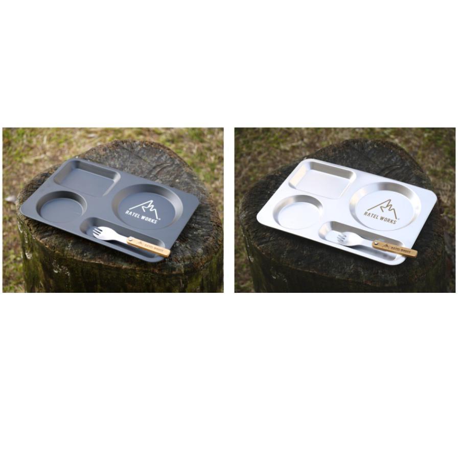 RATELWORKS ラーテルワークス Spoke Silver シルバー スポーク  日本製  スプーン フォーク カトラリー キャンプ ウッド 木製 (RWS0026SV)|ratelworks|04