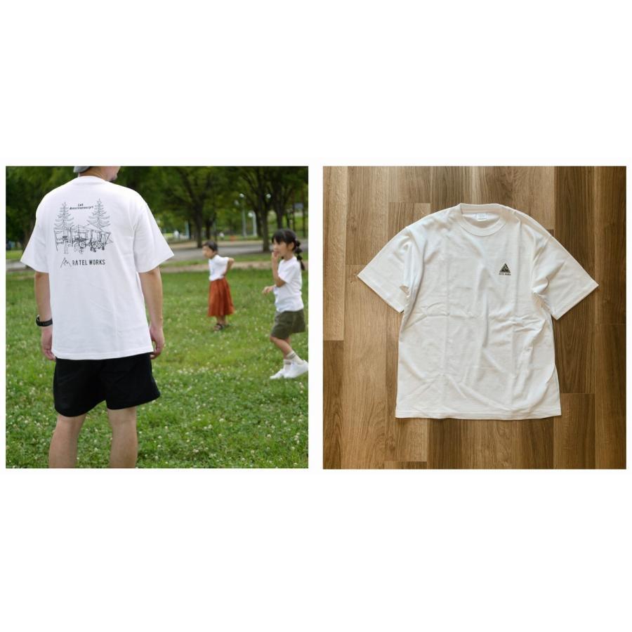 RATELWORKS ラーテルワークス 1TH ANNIVERSARY T-SHIRT(1周年記念Tシャツ) メンズ&レディース 男女兼用(RWS0046)|ratelworks|02