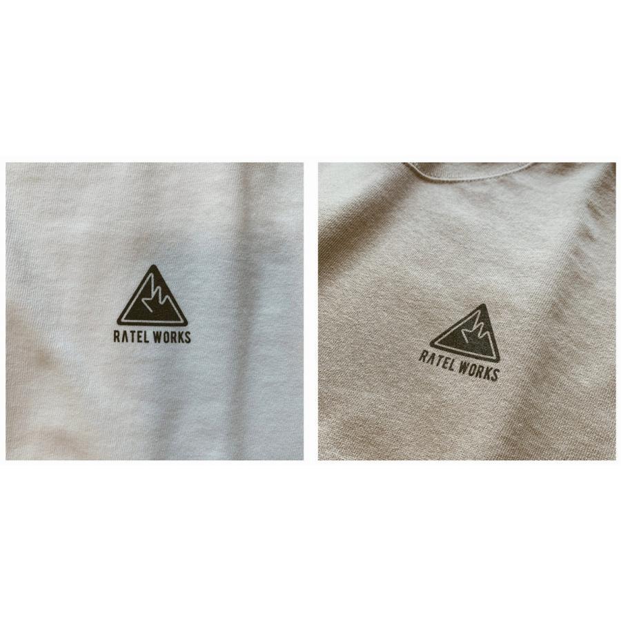 RATELWORKS ラーテルワークス 1TH ANNIVERSARY T-SHIRT(1周年記念Tシャツ) メンズ&レディース 男女兼用(RWS0046)|ratelworks|04