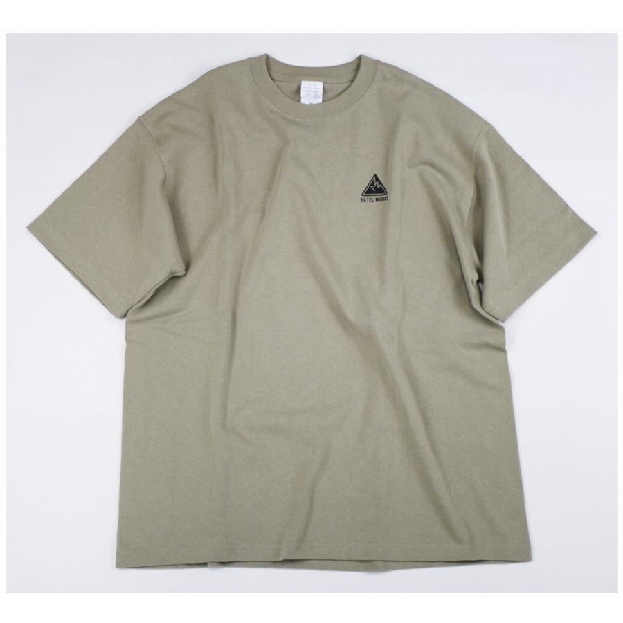 RATELWORKS ラーテルワークス 1TH ANNIVERSARY T-SHIRT(1周年記念Tシャツ) メンズ&レディース 男女兼用(RWS0046)|ratelworks|05