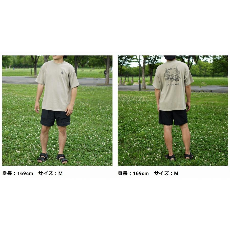 RATELWORKS ラーテルワークス 1TH ANNIVERSARY T-SHIRT(1周年記念Tシャツ) メンズ&レディース 男女兼用(RWS0046)|ratelworks|07