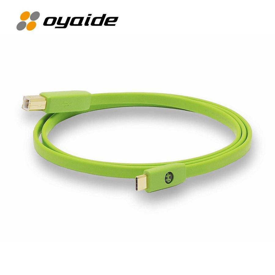 OYAIDE オヤイデ電気製 USBケーブル d+USB Type-C Class B 1.0m|ratoc|02
