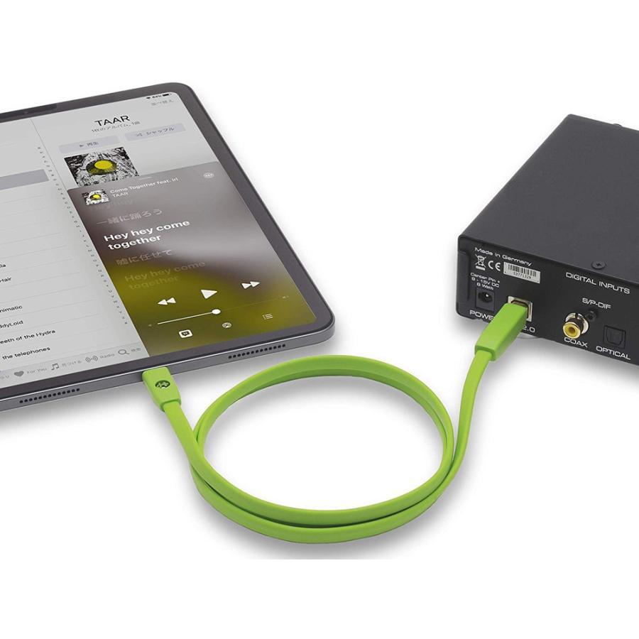 OYAIDE オヤイデ電気製 USBケーブル d+USB Type-C Class B 1.0m|ratoc|05