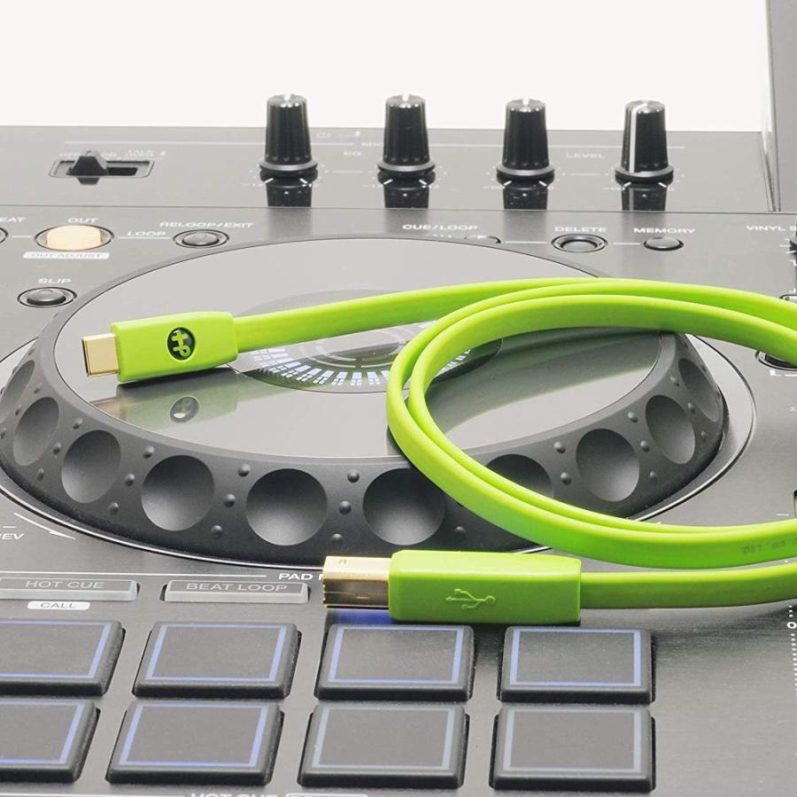OYAIDE オヤイデ電気製 USBケーブル d+USB Type-C Class B 2.0m|ratoc|07