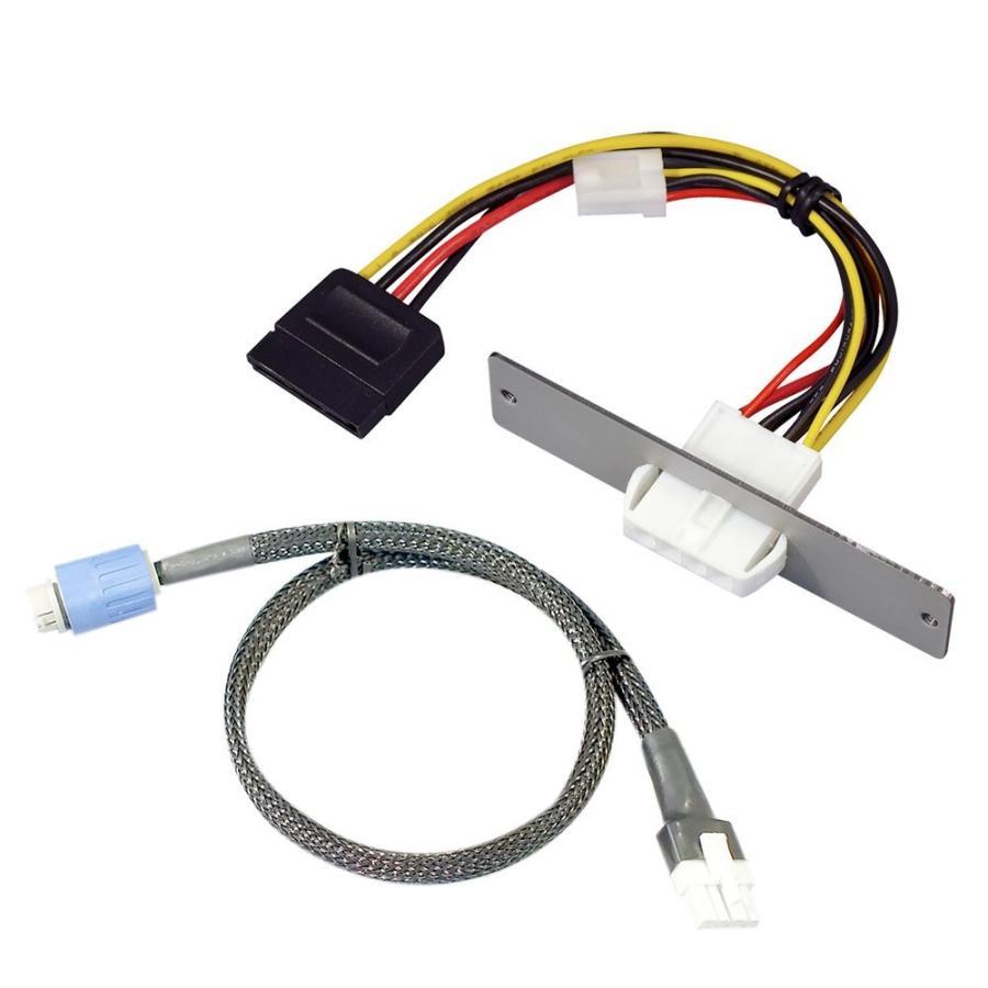 4pinプラグ-SATA/4pinケーブル RP-PS0512S|ratoc|02