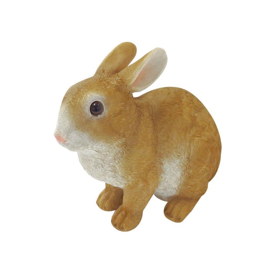 チアフルフレンズ A マーケット 与え こぶた リス ガーデニング雑貨 置物 ウサギ