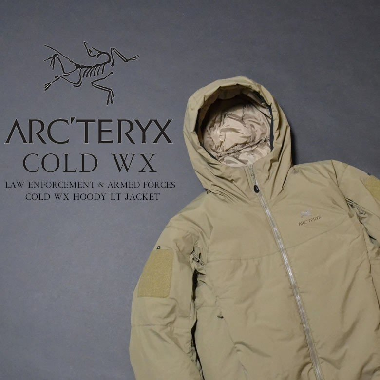 アークテリクス リーフ Arc Teryx Leaf コールドwx ジャケットlt Rc Leaf2003 Ray