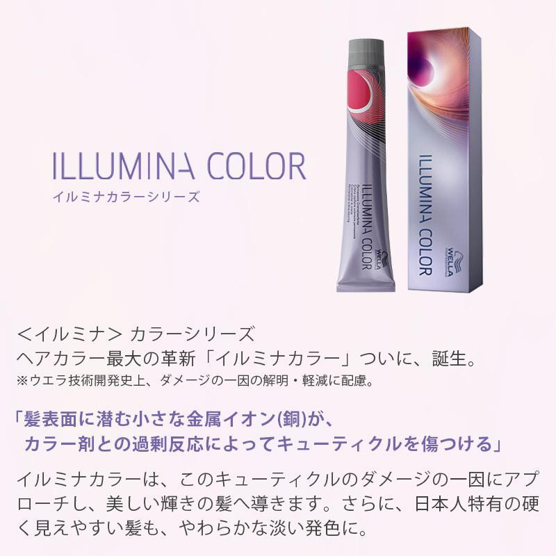ウエラ プロフェッショナル イルミナ カラー 80g 1剤 NUDE ヌード|カラー剤 メール便対応4個まで|ray|03