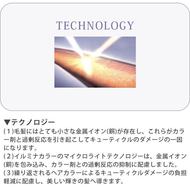 ウエラ プロフェッショナル イルミナ カラー 80g 1剤 NUDE ヌード|カラー剤 メール便対応4個まで|ray|04