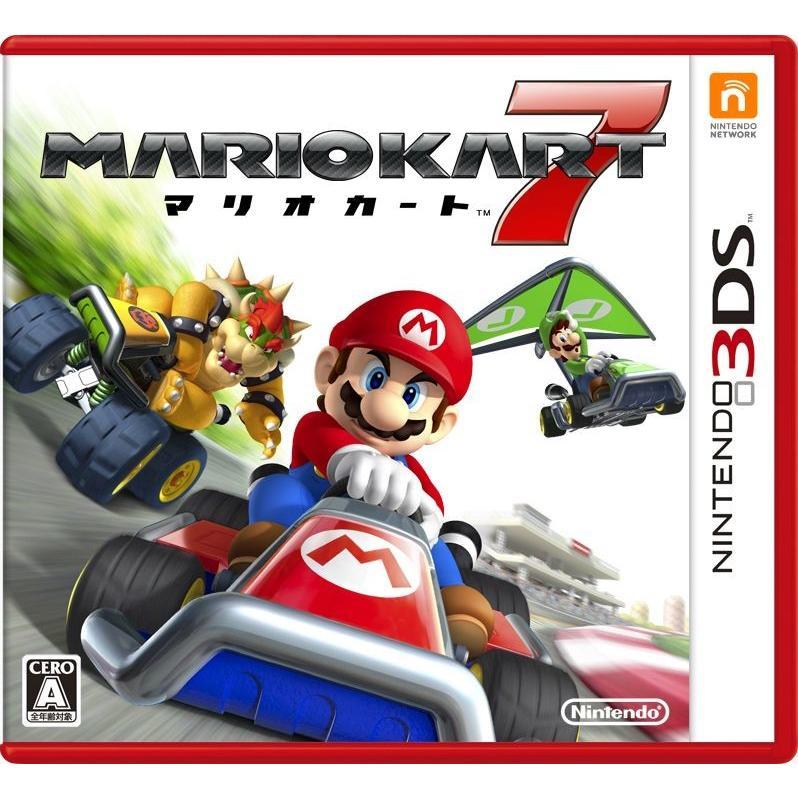【中古】3DS)マリオカート7 [4902370519303]|raylbox