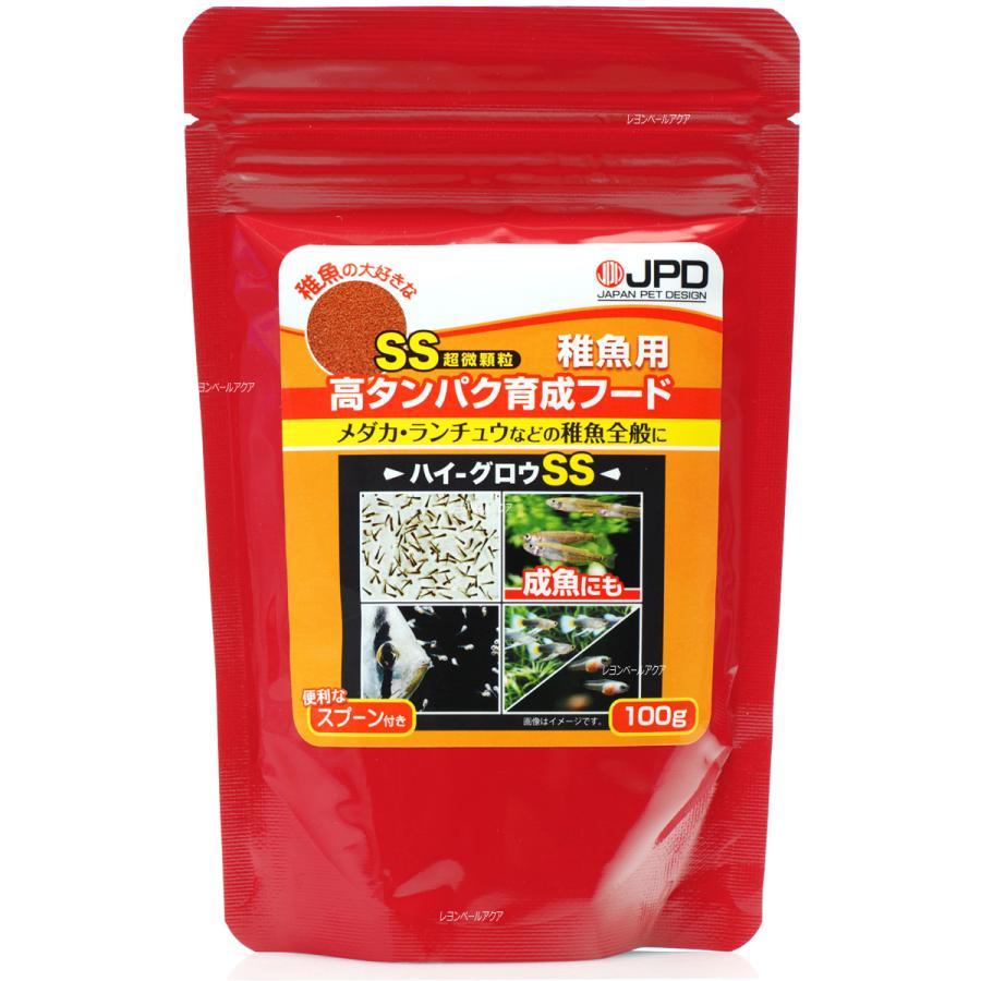 (人気激安) 在庫有り 即OK 日本動物薬品 高タンパク育成フード ハイグロウSS 消費期限2023 09 100g 30 公式ストア