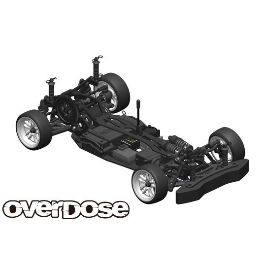 OVER DOSE OD2500 GALM シャーシキット