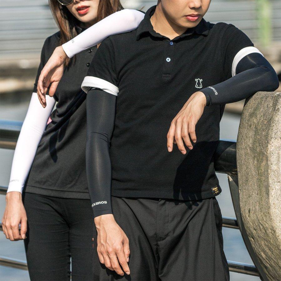 アームカバー メンズ レディース 冷感 夏用 紫外線対策 サイクリング アウトドア|rbi|13