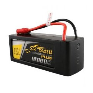 ACE TATUU PLUS10000mA6S25Cインテリジェントバッテリー